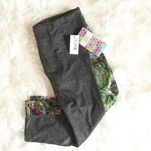 LuLaRoe Jade Leggings Charcoal Gray NWT
